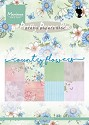 Marianne Design - Paperpack - Pretty Papers - Country Flowers