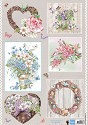 Marianne Design - Els Wezenbeek - 3D-knipvel A4 - Country Flowers 2