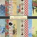ScrapBerry`s - Paperpack - The Pirate`s Treaure