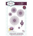 Creative Expressions - Die - The Finishing Touches Collection - Chrysanthemum