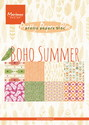Marianne Design - Paperpack - Pretty Papers - Boho summer