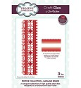 Creative Expressions - Die - The Festive Collection - Garland Edger