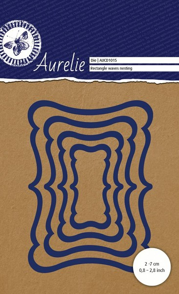 Aurelie - Die - Rectangle waves nesting