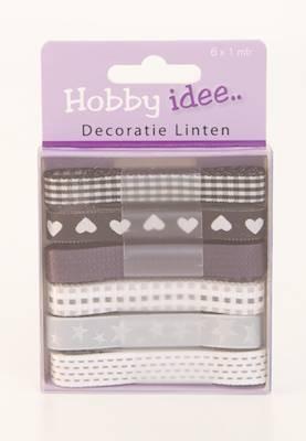 Hobby idee decoratie linten 8341 lint band organza knutselruimte aguinij - Decoratie idee ...
