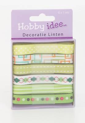 Hobby idee decoratie linten 8341 lint band organza knutselruimte aguinij - Idee decoratie ...