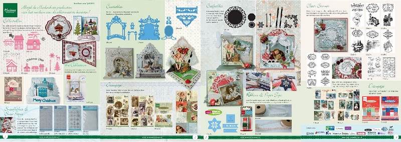 Folder Marianne Design juli 2013 - Groot