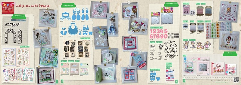 Folder Marianne Design maart 2014 - Groot