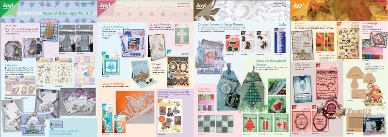 Folder JOY! Crafts september 2014 - Groot
