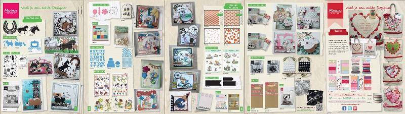 Folder Marianne Design januari 2015 - Groot
