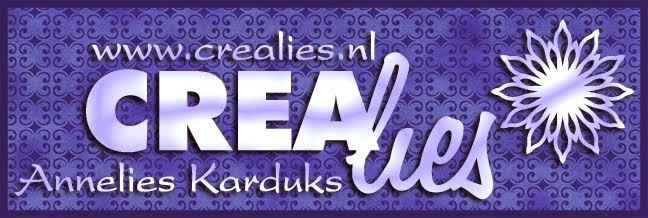 Crealies - Groot